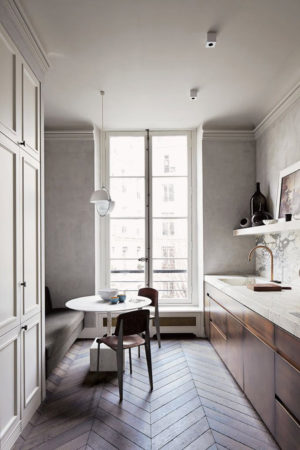 Bellechasse apartment, Paris