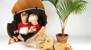 Hideaway Chair, Think & Shift