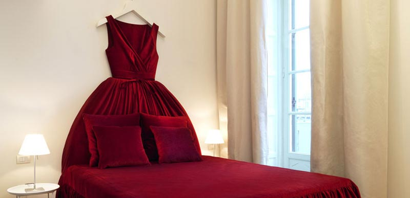Hotel Maison Moschino, inspired by dreams and fairy-tales