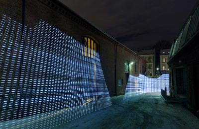 Immaterials: Light painting WiFi